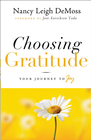 more information about Choosing Gratitude: Your Journey to Joy - eBook