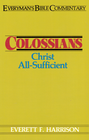more information about Colossians- Everyman's Bible Commentary - eBook