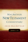 more information about John 1-11: The MacArthur New Testament Commentary - eBook