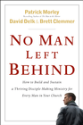 more information about No Man Left Behind: How to Build and Sustain a Thriving Disciple-Making Ministry for Every Man in Your Church - eBook