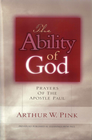 more information about The Ability of God: Prayers of the Apostle Paul - eBook