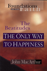 more information about The Only Way To Happiness: The Beatitudes - eBook