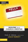 more information about Serving as a Church Greeter - eBook