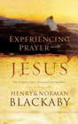more information about Experiencing Prayer with Jesus: The Power of His Presence and Example - eBook