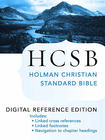 more information about The Holy Bible: HCSB Digital Reference Edition: Holman Christian Standard Bible Optimized for Digital Readers - eBook