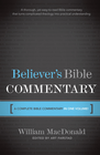 more information about Believer's Bible Commentary - eBook