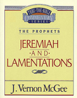 more information about Jeremiah / Lamentations - eBook