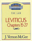 more information about Leviticus II - eBook