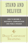 more information about Stand and Deliver: How to Become a Masterful Communicator and Public Speaker - eBook