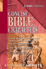 more information about AMG Concise Bible Characters - eBook