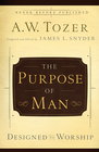 more information about The Purpose of Man: Designed to Worship - eBook
