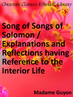 more information about Song of Songs of Solomon / Explanations and Reflections - eBook