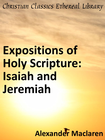 more information about Expositions of Holy Scripture: Isaiah and Jeremiah - eBook
