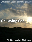 more information about On Loving God - eBook