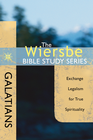 more information about The Wiersbe Bible Study Series: Galatians - eBook