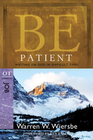 more information about Be Patient - eBook