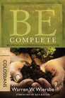 more information about Be Complete - eBook