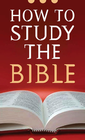 more information about How to Study the Bible - eBook