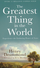 more information about Greatest Thing in the World, The: Experience the Enduring Power of Love - eBook