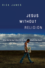 more information about Jesus Without Religion: What Did He Say? What Did He Do? What's the Point? - eBook