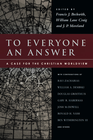 more information about To Everyone an Answer: A Case for the Christian Worldview - eBook