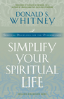 more information about Simplify Your Spiritual Life: Spiritual Disciplines for the Overwhelmed - eBook