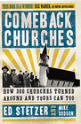 more information about Comeback Churches: How 300 Churches Turned Around and Yours Can, Too - eBook
