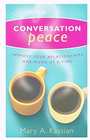 more information about Conversation Peace: Improving Your Relationships One Word at a Time - eBook