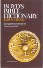 more information about Boyd's Bible Dictionary - eBook
