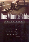 more information about One Minute Bible for Starters - eBook