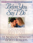 more information about Before You Say I Do - eBook