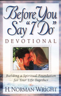 more information about Before You Say I Do Devotional - eBook