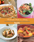 Weeknight Meals in a Hurry: The Monday through Friday Eat-Well Cookbook Series - eBook