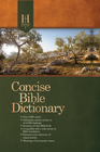 more information about Holman Concise Bible Dictionary - eBook