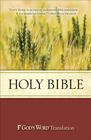 more information about Holy Bible, GOD'S WORD Translation (GW) - eBook