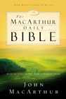 more information about The MacArthur Daily Bible - eBook Read through the Bible in one year with John MacArthur