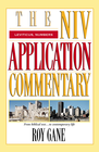 more information about Leviticus & Numbers: NIV Application Commentary [NIVAC] -eBook