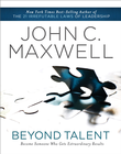 more information about Beyond Talent: Become Someone Who Gets Extraordinary Results - eBook