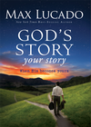more information about God's Story, Your Story: When His Becomes Yours - eBook