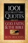 more information about 1001 Unforgettable Quotes About God, Faith, and the Bible - eBook