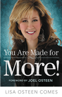 more information about You Are Made for More!: Spiritual Inspiration and Advice for Building a Better Life - eBook