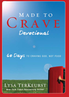 more information about Made to Crave Devotional - eBook