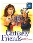more information about Touched By An Angel: Unlikely Friends - eBook