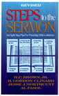 more information about Steps to the Sermon - eBook