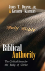more information about Biblical Authority: The Critical Issue for the Body of Christ - eBook