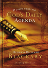 more information about Discovering God's Daily Agenda - eBook