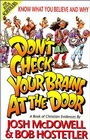 more information about Don't Check Your Brains at the Door - eBook