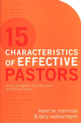 more information about 15 Characteristics of Effective Pastors: How to Strengthen Your Inner Core and Ministry Impact - eBook