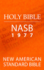 more information about Holy Bible: New American Standard Bible (NASB 1977 Edition) - eBook
