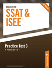more information about Master the SSAT/ISEE: Practice Test 3: Practice Test 3 of 5 - eBook